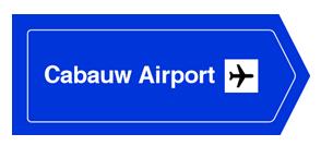 Cabauw Airport Bord